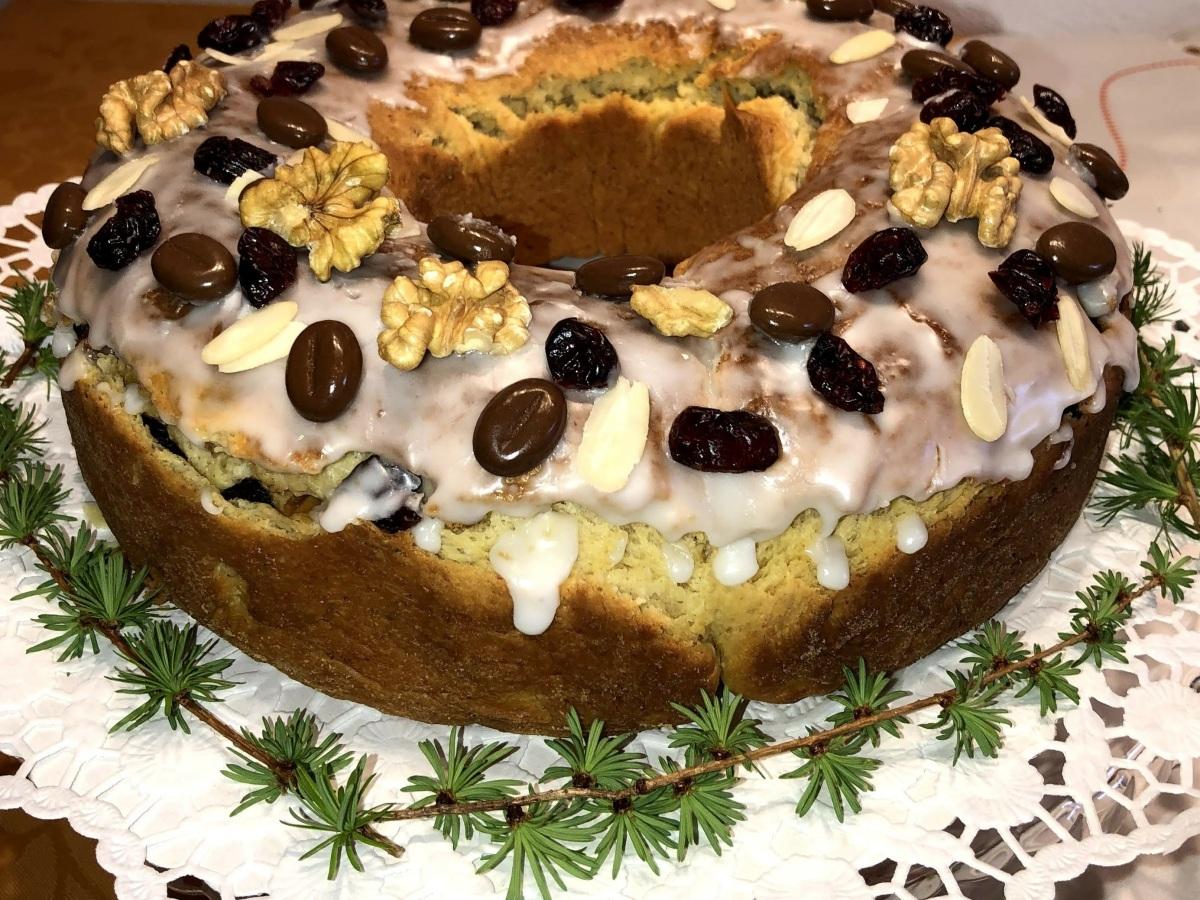 ciasta drożdżowe