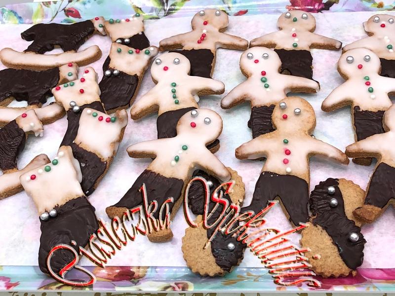 ciasteczka z przyprawami, ciasteczka świąteczne