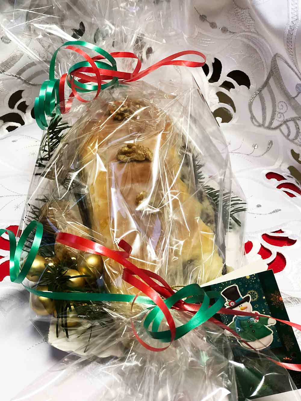 makowiec jest również świetnym prezentem świątecznym