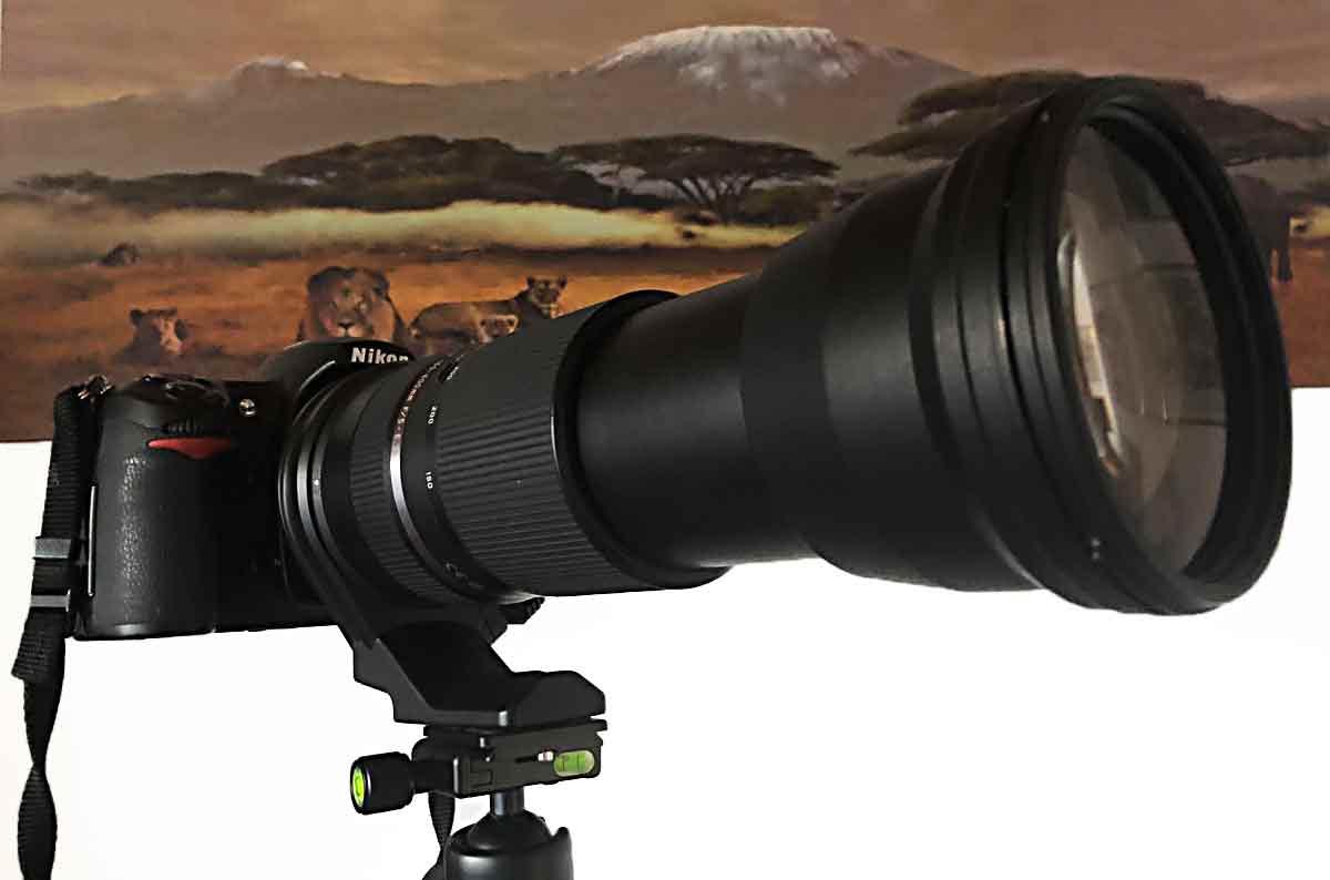 Moja kamera Nikon D300