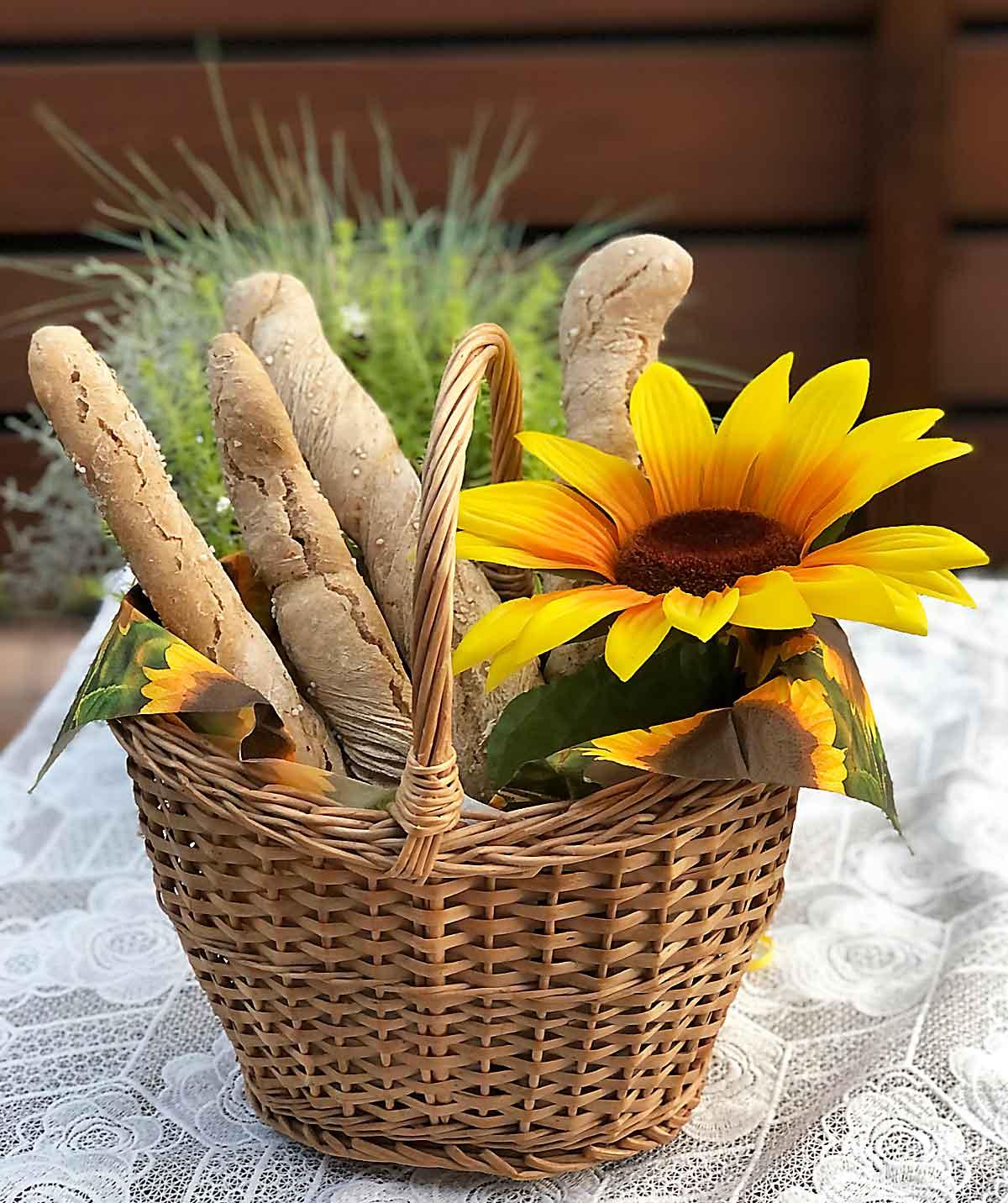 Chlebowe Paluchy