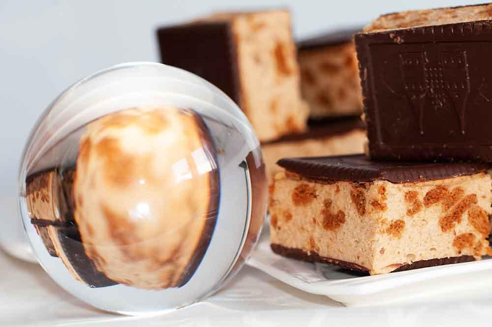 Serniczki w czekoladzie