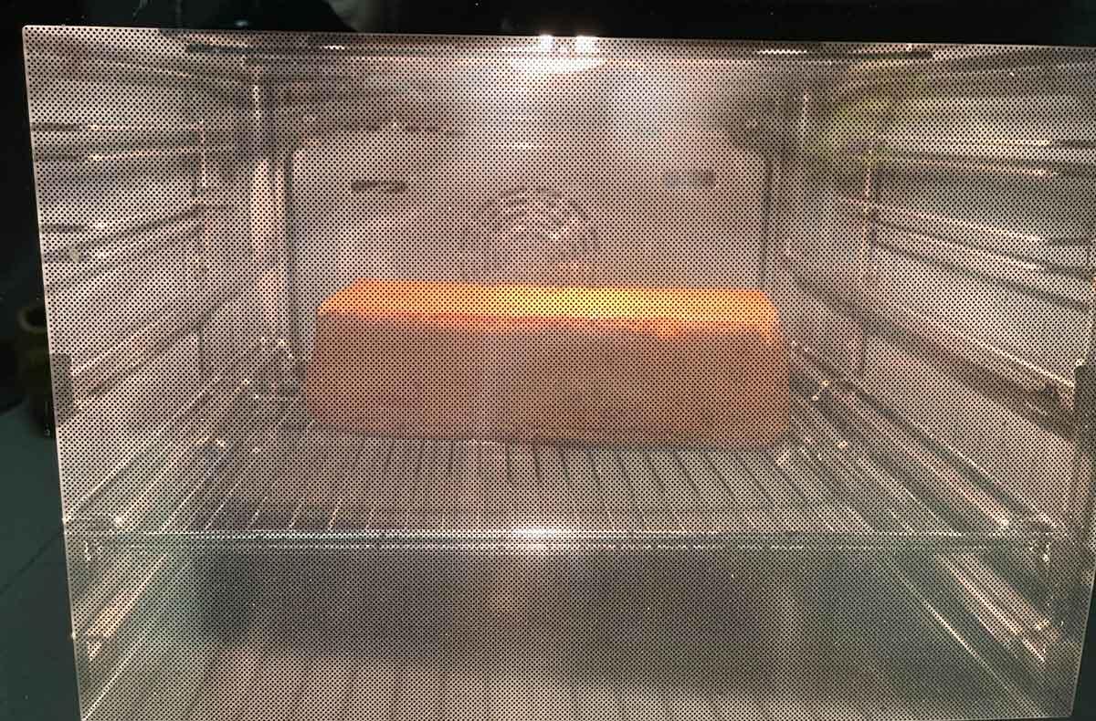 Chrupiący chleb z mąką Durum