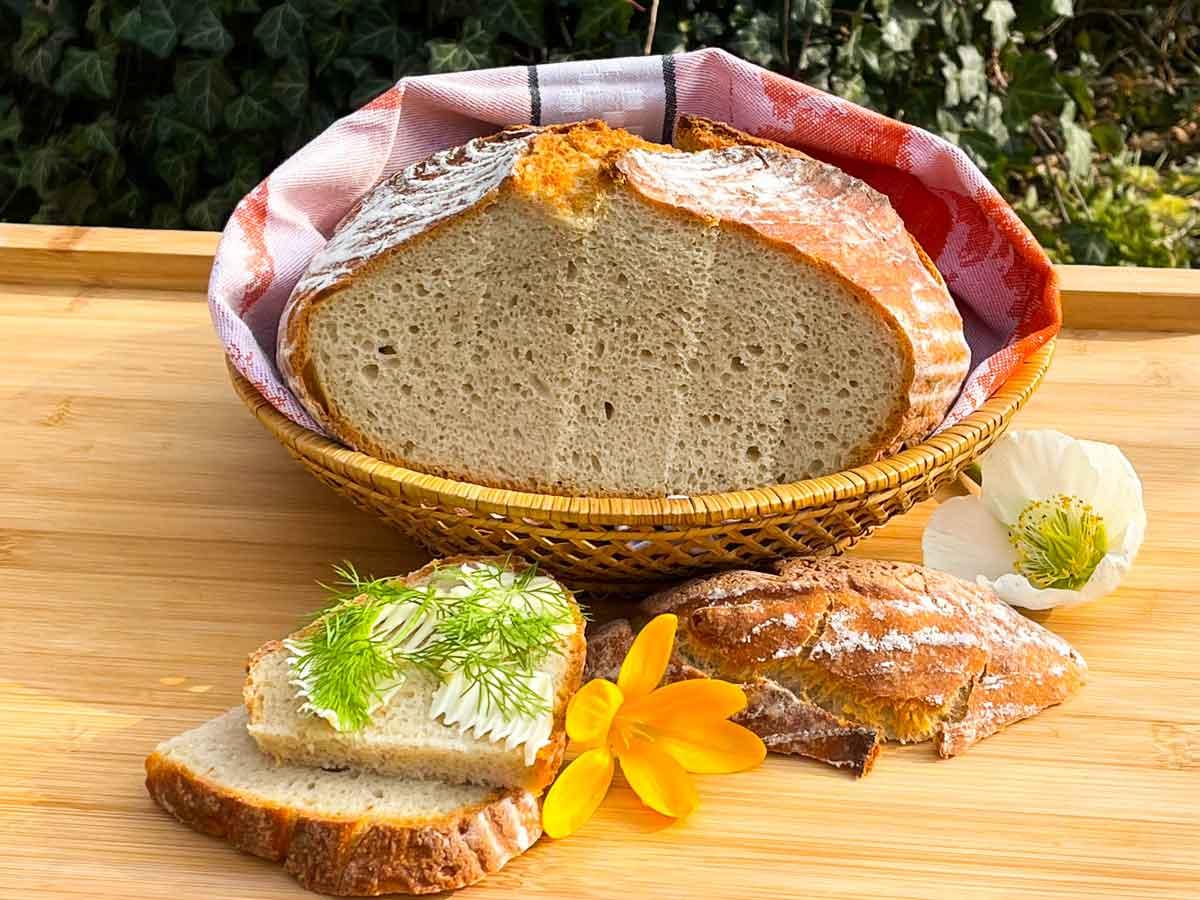 Chleb ze Skyrem