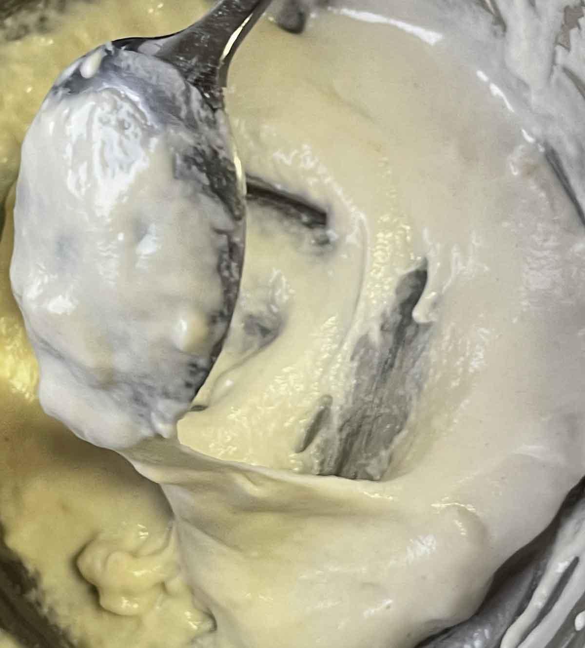 ciasto wstępne do japońskiego chleba białego