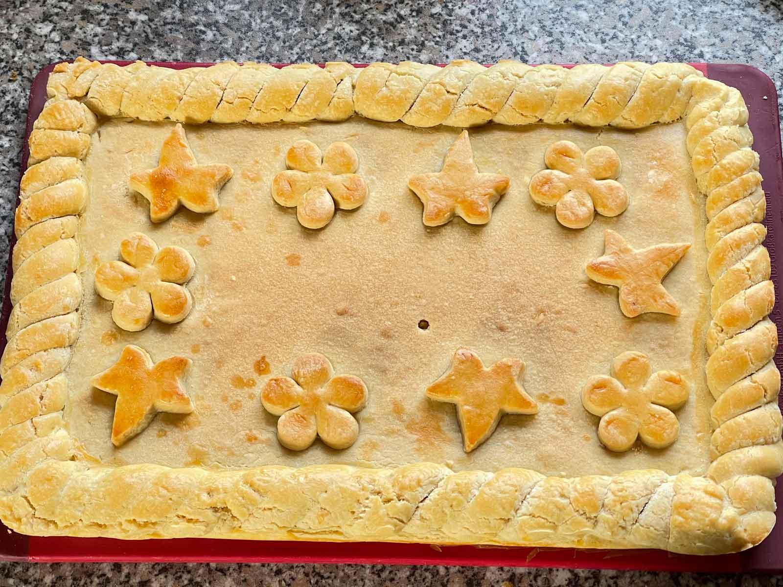ciasto do mazurka polskiego