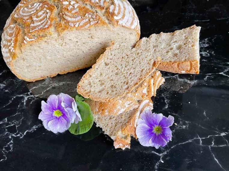 Chleb ze Skyrem na szybko