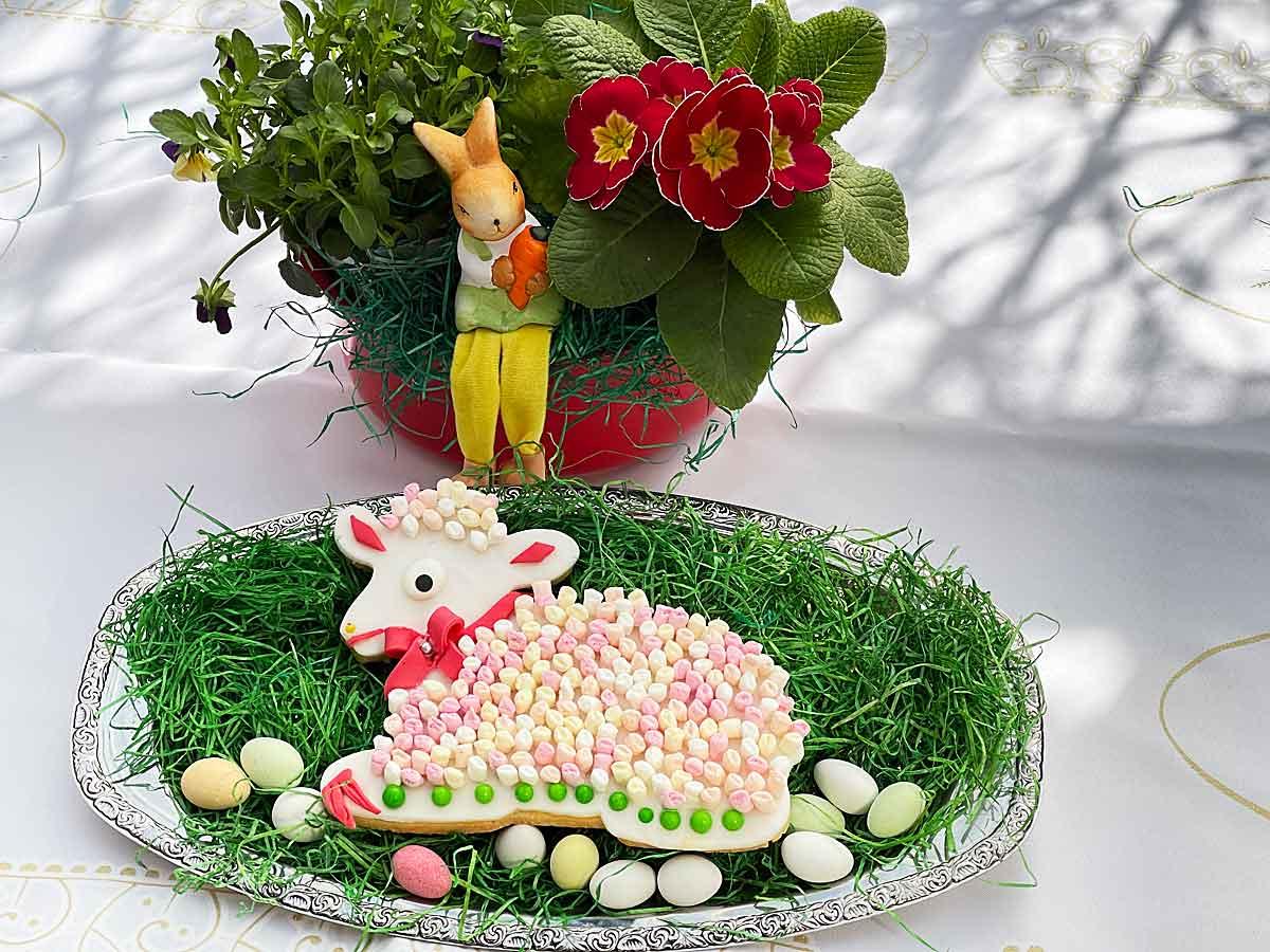 Wielkanocne - ciastka