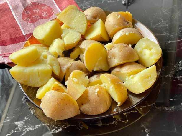 Ruski chleb kartoflany