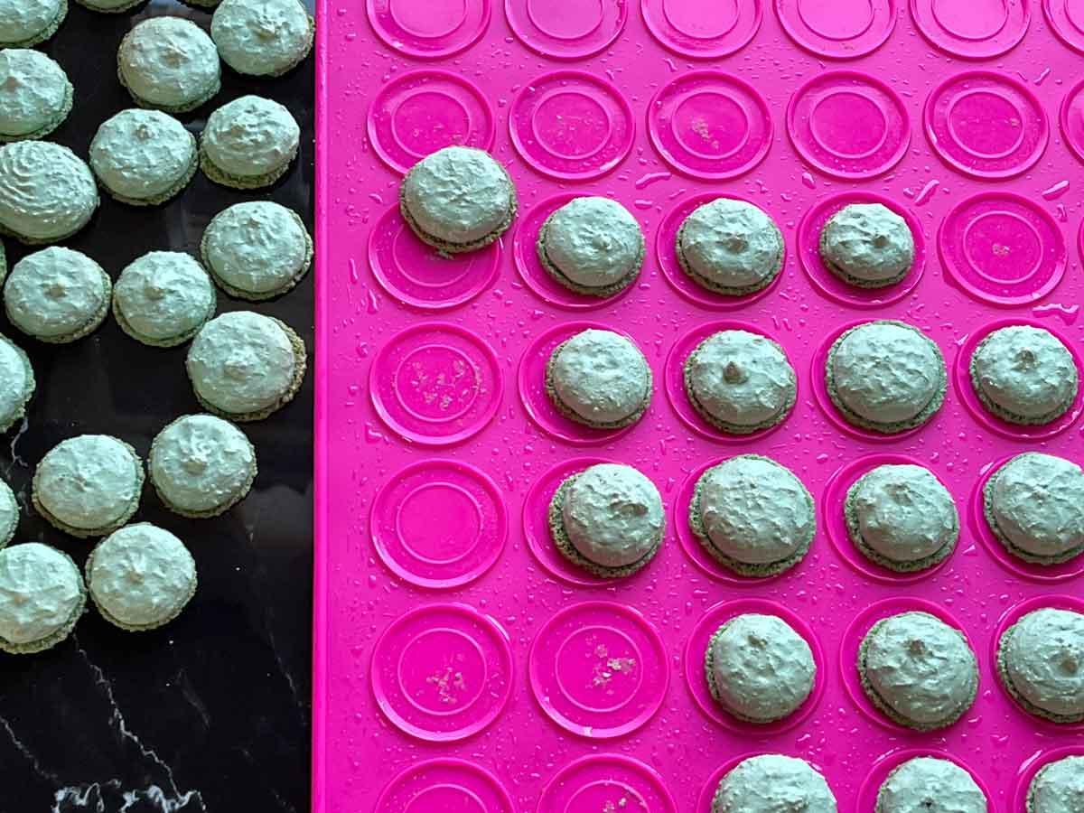 Ciasteczka-migdałowo-kokosowe