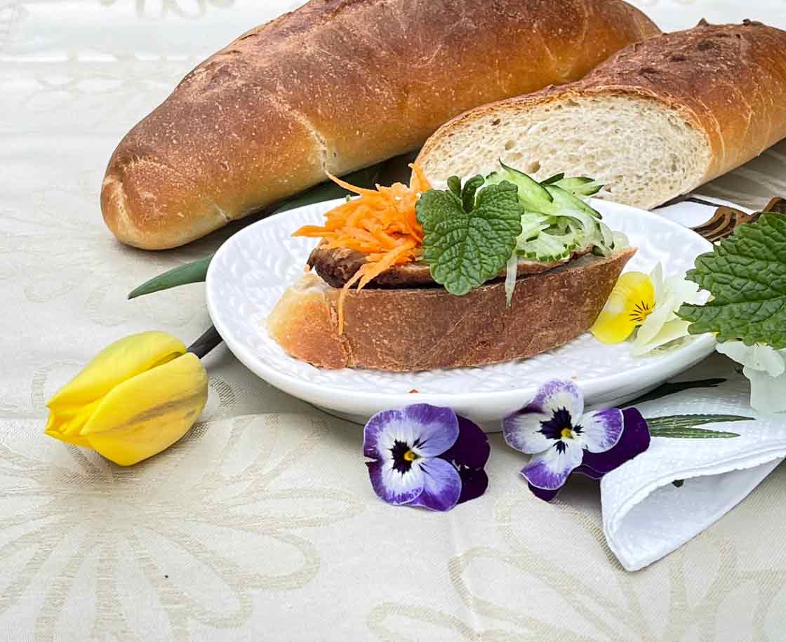 Bánh mì- chleb