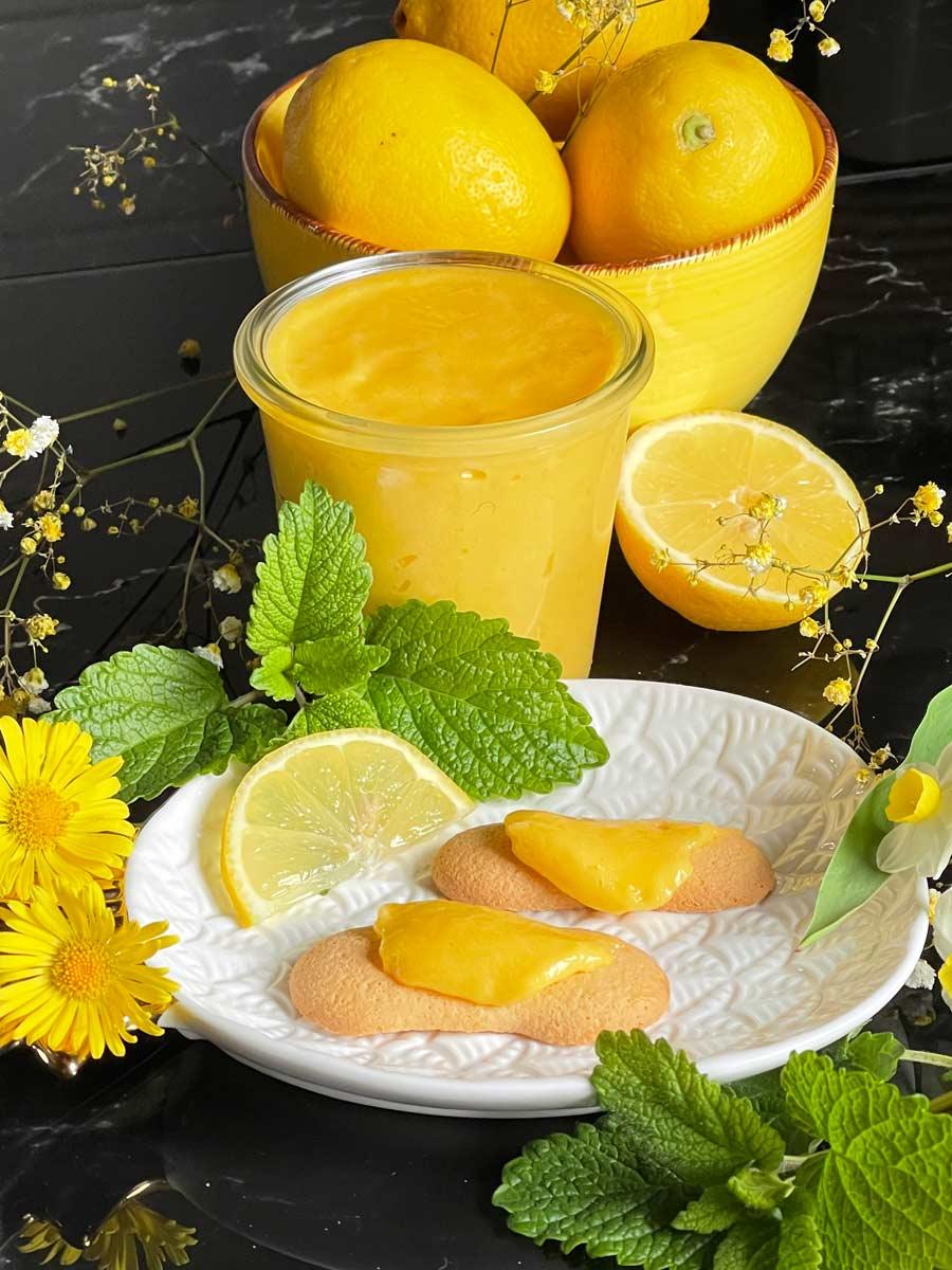 Lemon Curd własnej roboty