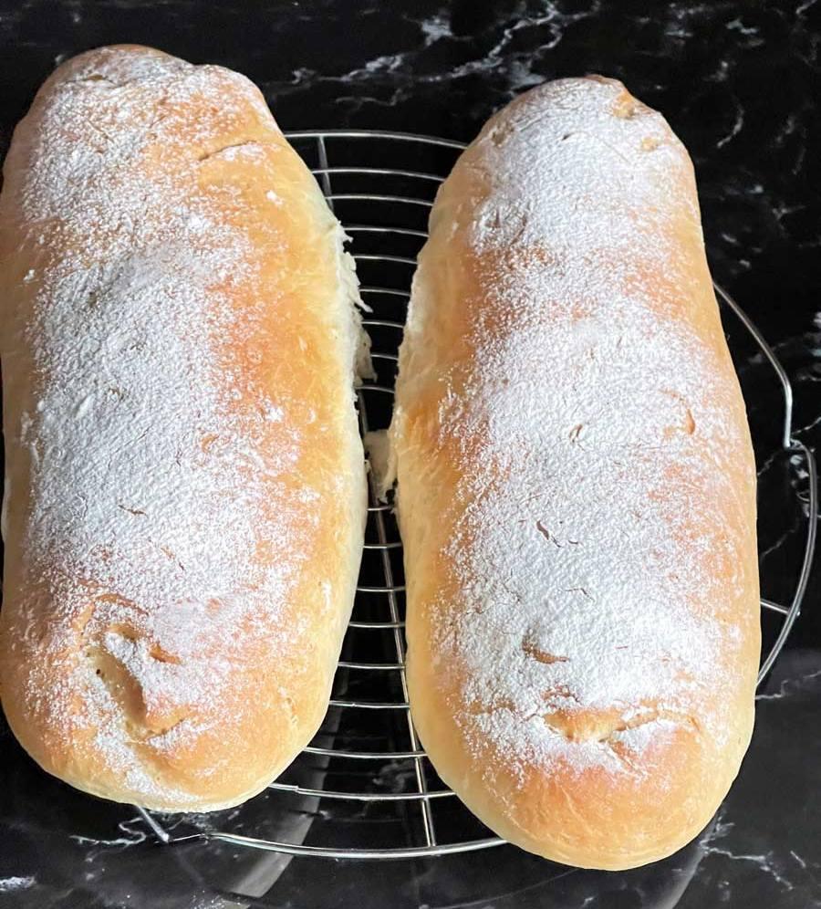 Tea Bread-chleb z Ghany