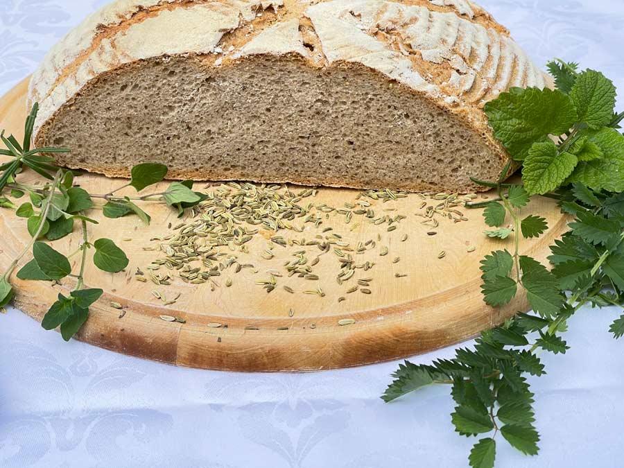 Chleb niekoniecznie z zakwasem
