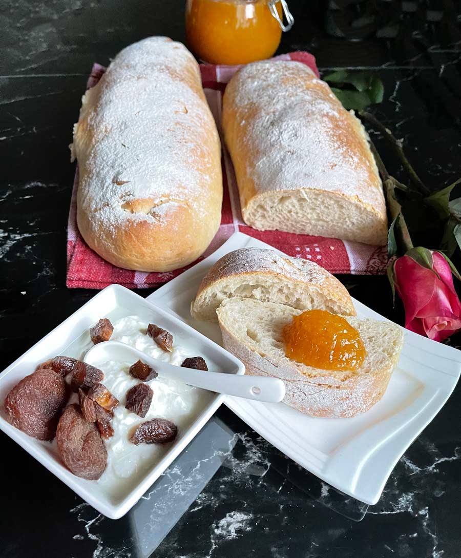 Tea Bread z Ghany