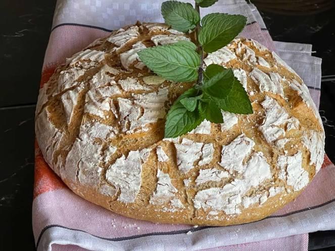 Szwajcarski chleb wiejski