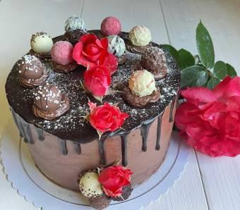 Tort urodzinowy, Red Velvet