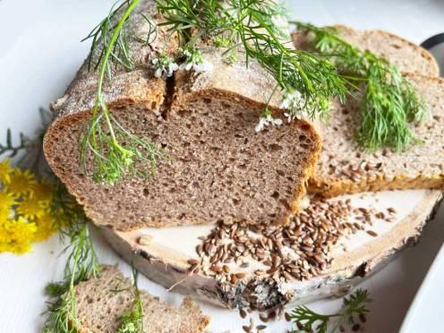 Chlebek mieszany ostry