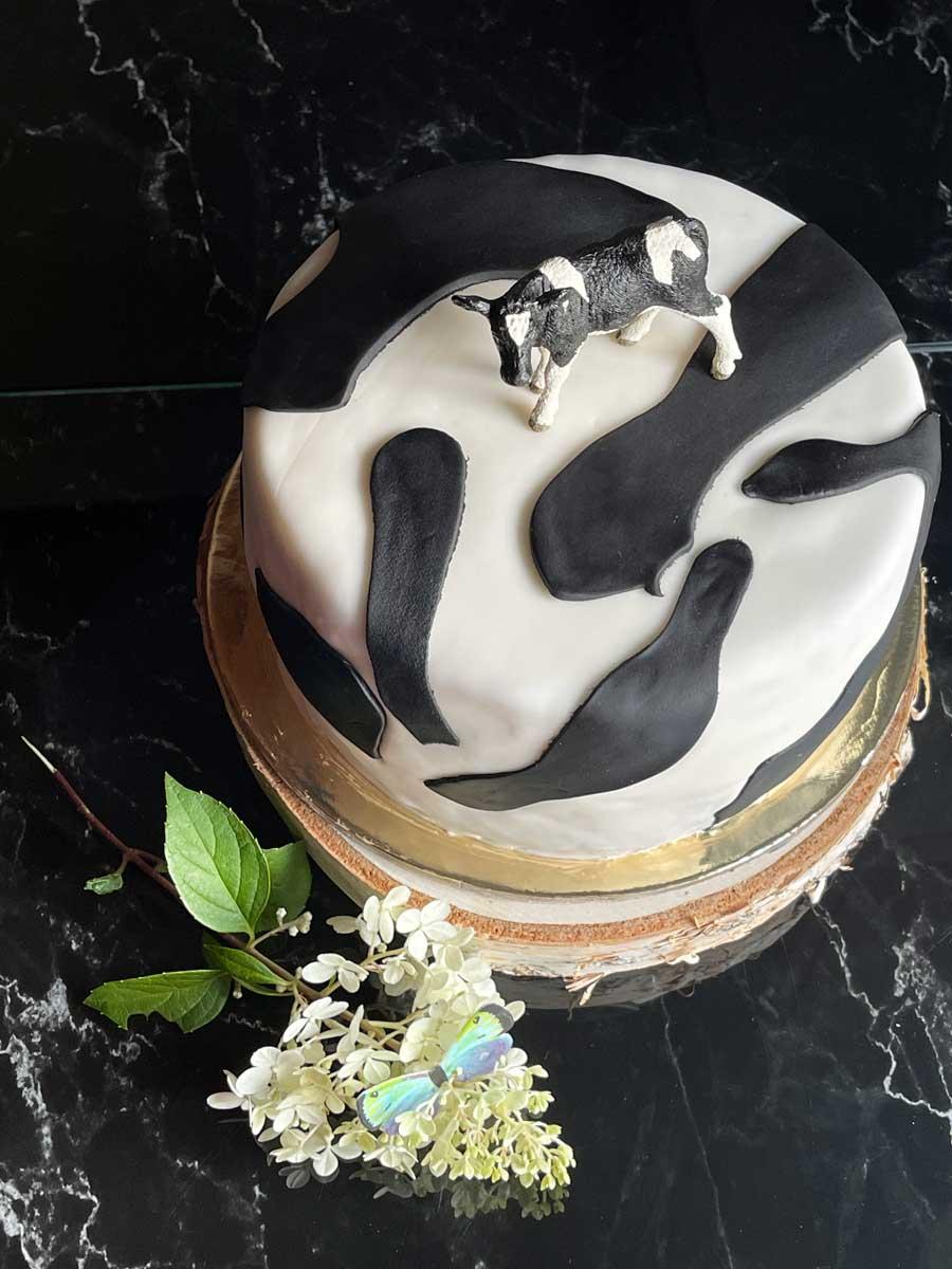 Bycze ciasto