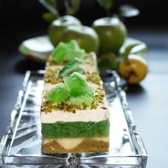 Zielony jabłecznik